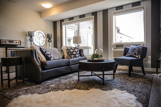 Creative Ways To Incorporate An Area Rug Into Your Home